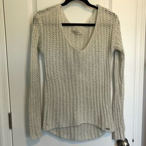 Abercrombie & Fitch Knit Sweater XS